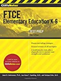 img - for CliffsNotes FTCE Elementary Education K-6, 2nd Edition by Enrique Ortiz Ed.D. (2015-02-24) book / textbook / text book