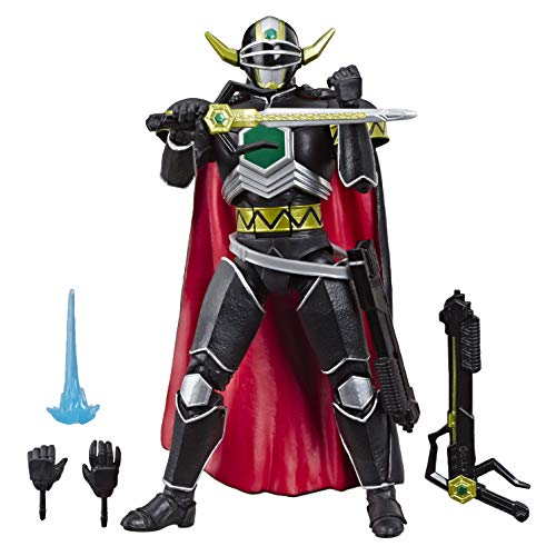 "Hasbro Power Rangers Lightning Collection 6"" Lost Galaxy Magna Defender Collectible Action Figure with Accessories"