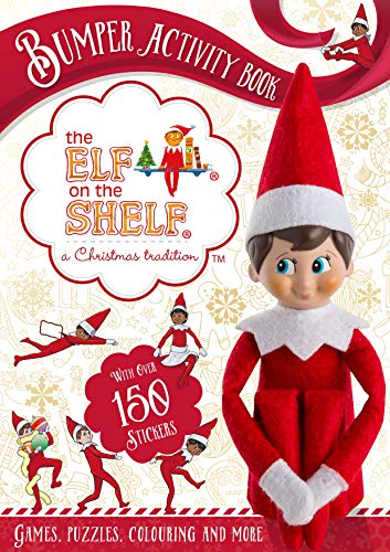 The Elf on the Shelf Bumper Activity Book (Elf On The Shelf A Christmas Tradition)