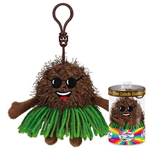 Whiffer Sniffers Series 2 Clip KING CONGA COCONUT by Whiffer Sniffers (Congas Series)