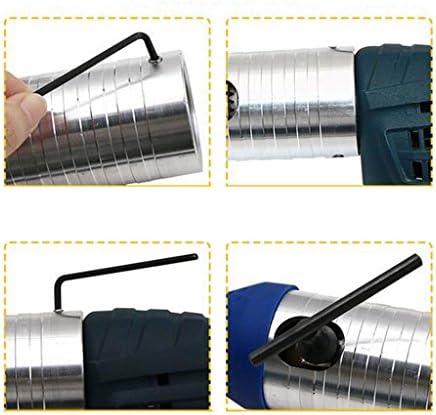 リベットナットガンセット 電動リベットドリルアダプタ コードレスリベットドリルアダプタ 全2色 - 黒