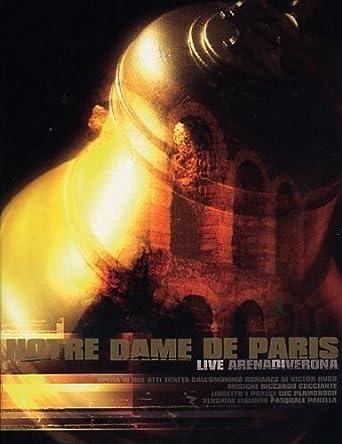 Amazon com: Notre Dame de Paris: Riccardo Cocciante: Movies & TV