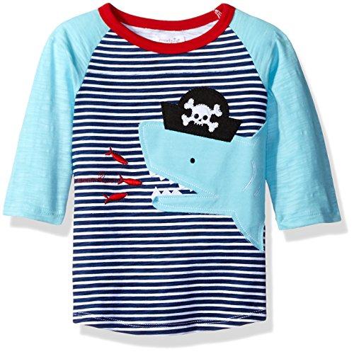 Mud Pie Shark Mouth Shirt