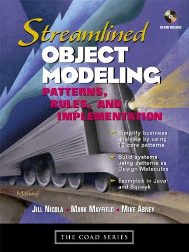 Download Streamlined Object Modeling: Patterns, Rules, and Implementation Pdf