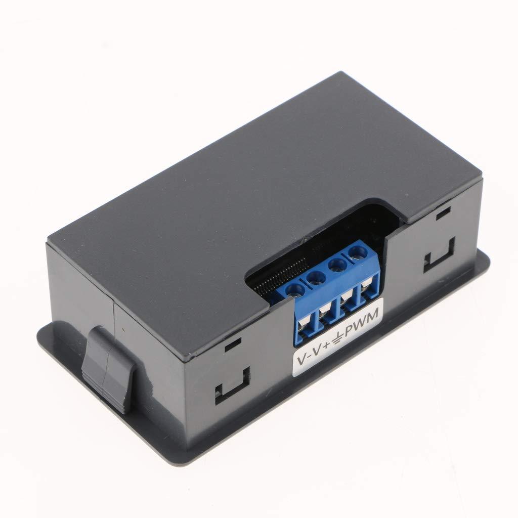 B Baosity 2 Pcs PWM Pulse Frequency Duty Cycle Adjustable Module Signal Generator 1Hz-150Khz