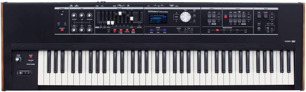 ROLAND VR-730 teclado midi produccion profesional comprar ...