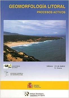 Geomorfología litoral.: Procesos activos: Amazon.es