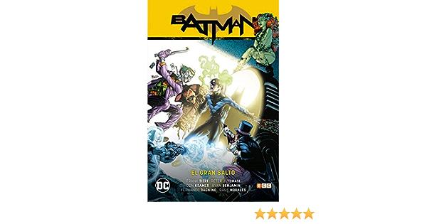Batman: El gran salto: Amazon.es: Tomasi, Peter, Tieri, Frank ...
