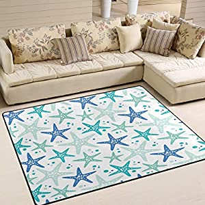 519b-bGtf9L._SS300_ Starfish Area Rugs For Sale