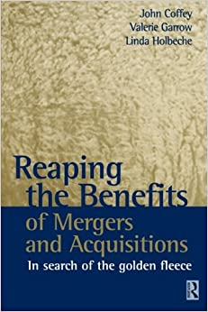 Book Reaping the Benefits of Mergers and Acquisitions