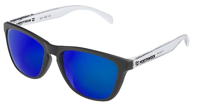 Gafas de sol unisex Northweek Black matte Bce5CC