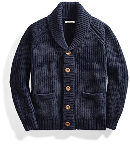 Goodthreads Men's Lambswool Cardigan