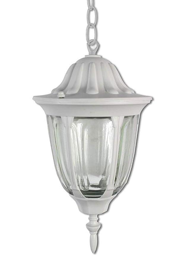 5 opinioni per Vetrineinrete® Lanterna sospesa a tenuta stagna da soffitto lampada da giardino