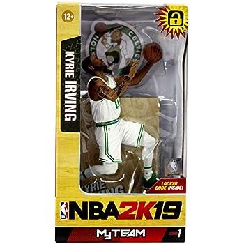 df7e776c2032 McFarlane NBA 2K19 Action Figure Series 1 Kyrie Irving (Boston Celtics) 15  cm