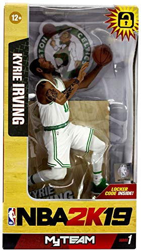 McFarlane NBA 2K19 Action Figure Series 1 Kyrie Irving (Boston Celtics) 15 cm