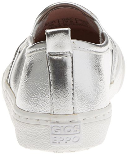 Gioseppo Nasau, Zapatillas de Deporte para Niñas Plateado (Silver)