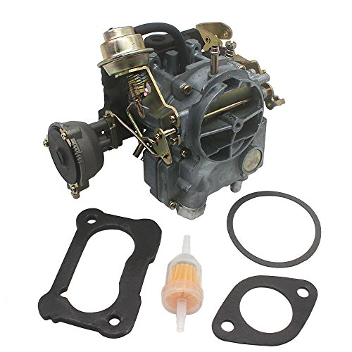 Carburetor Barrel 2 Rochester - KIPA Carburetor For Rochester 2GC 2 Barrel Type Chevy Chevrolet 5.7L 350 6.6L 400 Engines B60 Blazer C10 C20 C30 C50 C60 C70 Camaro Caprice Chevelle Corvette G10 G20 G30 K10 K20 K30 P10 P20 P30 Malibu