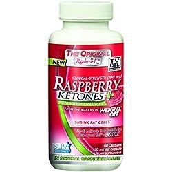 Slim Centials Razberi-K Raspberry Ketones (60-Capsules)