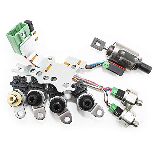 - Koauto Remanufactured CVT JF011E/RE0F10A/F1CJA Valve Body Solenoids for Nissan Altima Rogue Sentra