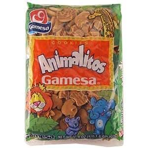 Amazon.com: New 318559 Gamesa Animalitos 16 Oz (12-Pack