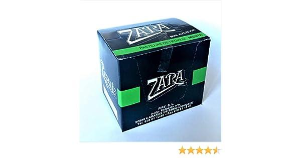 Zara Menta - 12 Cajitas: Amazon.es: Alimentación y bebidas