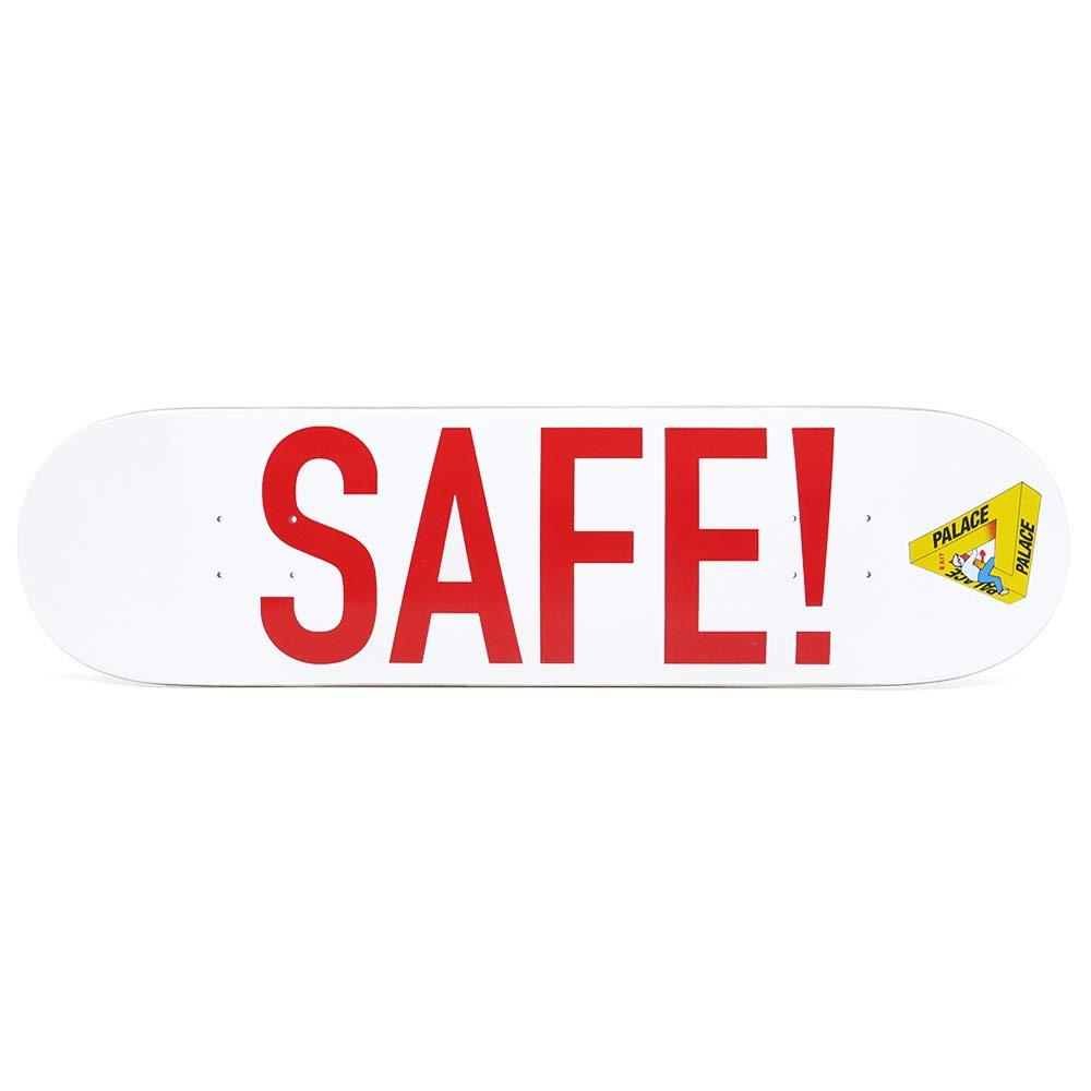 流行 PALACE SAFE DECK B07RDDTRQX パレス デッキ TEAM SAFE 8.1 スケートボード 8.1 スケボー SKATEBOARD B07RDDTRQX, 【爆売りセール開催中!】:46d057dc --- domaska.lt