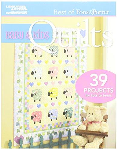 baby applique quilt kits - 1