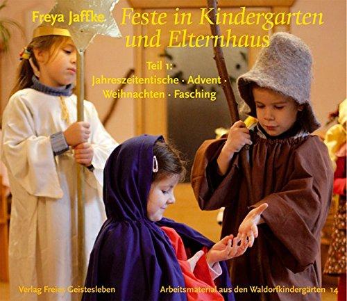 Feste In Kindergarten Und Elternhaus 1 Jahreszeitentische