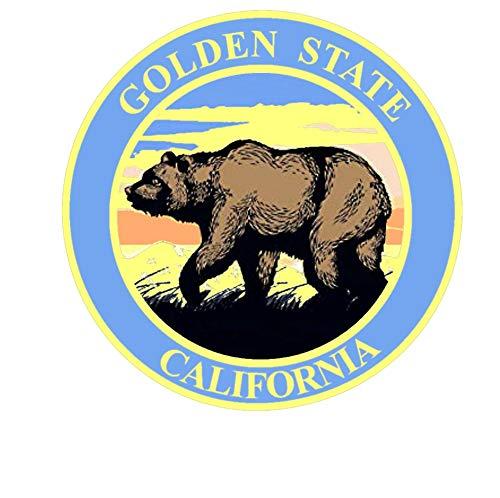 Golden State - California - Bear - 3.5