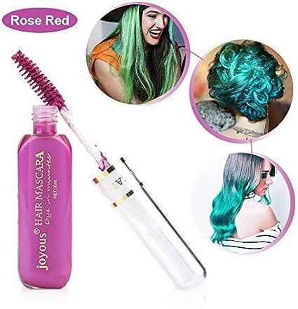Tinte temporal para el cabello, rimel portátil, reflejos para ...