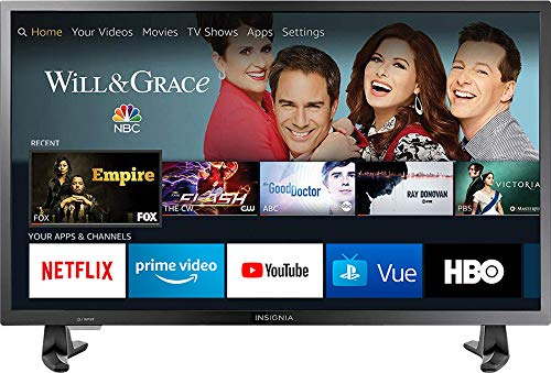 Insignia NS-32DF310NA19 32-inch 720p HD Smart LED TV- Fire TV Edition (Insignia Led 32 Tv)