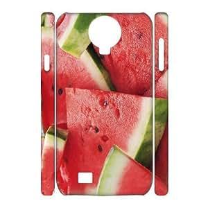 ALICASE Diy Case Watermelon Cover For Samsung Galaxy S4 i9500 [Pattern-1]