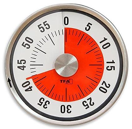 Zeitdauer-Uhr /'Automatik/' Compact mit Magnet und Ampelscheibe