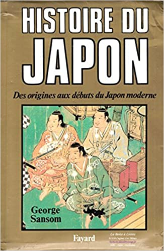 Histoire du Japon. Des origines aux début du Japon moderne sur Bookys