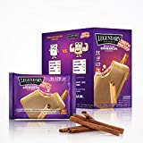 Legendary Foods Tasty Pastry Toaster Pastries | Low Carb/Keto Breakfast | No Added Sugar | Balanced Keto Snacks to Go | Gluten Free | Just Pop in the