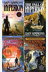 Hyperion Cantos Book Series (Complete Set) Mass Market Paperback