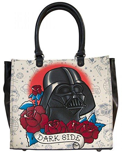 Loungefly Star Wars Darth Vader Tattoo Tote (Darth Vader Purse)