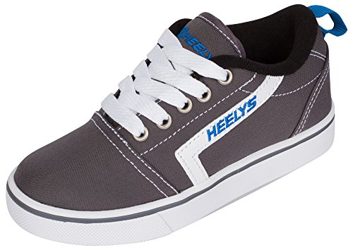 Grey Grey White Adults' Trainers Unisex Heelys Pro GR8 Royal v4Zq1