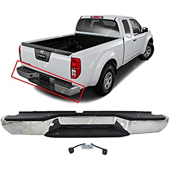 New Rear Bumper For Nissan Frontier 2005-2017 NI1103115