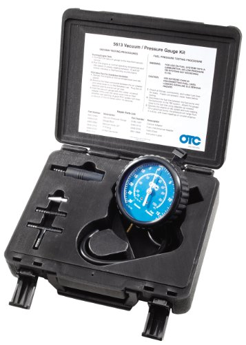 Price comparison product image OTC 5613 Vacuum / Pressure Gauge Kit