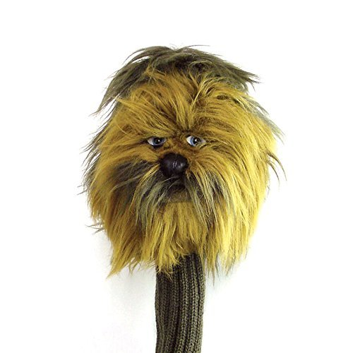 Comic Images Officially Licensed Star Wars Driver Golf Head Cover Plush - Chewbacca (Golf Driver Head Only compare prices)