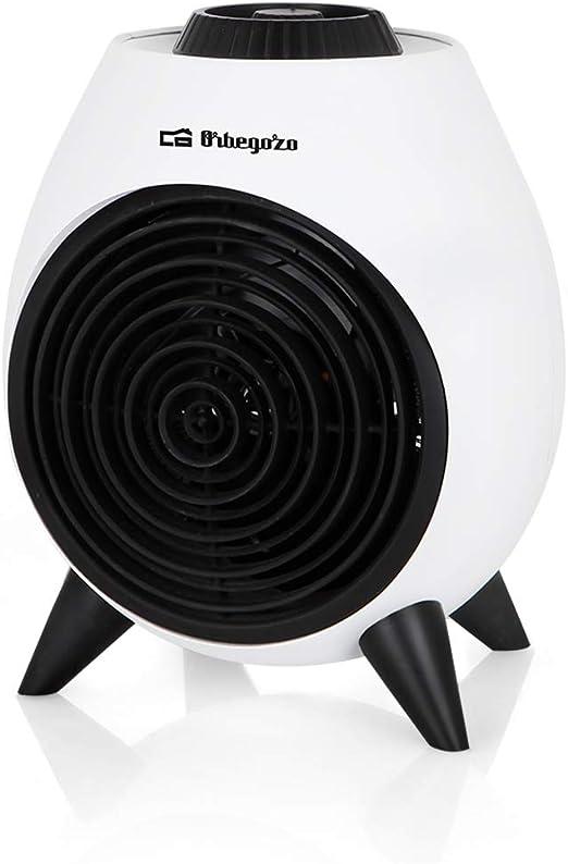 Orbegozo FH 5037 Calefactor eléctrico con termostato regulable ...