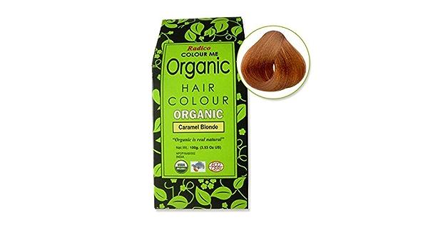 Radico Colour Me - Tinte para cabello orgánico 100% natural ...