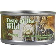 Taste of the Wild Cat Canned Rocky Mountain 3 Ounce Can Case Of 24