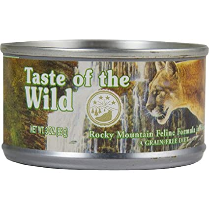 Taste of the Wild Rocky - Estuche para comida de gato