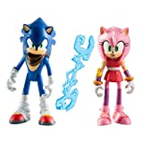 SEGA Sonic Boom Sonic and Amy Small Figure (2-Pack)