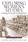 img - for Exploring Women's Studies: Looking Forward, Looking Back by Carol R. Berkin (2005-05-27) book / textbook / text book