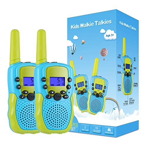 Selieve Toys for 3-12 Year Old Boys Girls, Walkie Talkies for...