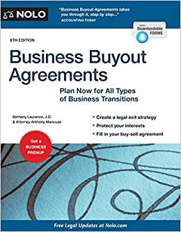 Descargar Libros Torrent Business Buyout Agreements: Plan Now For All Types Of Business Transitions De Epub A Mobi