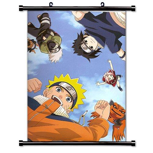 Naruto Anime Fabric Wall Scroll Poster Wp Naruto 2-27